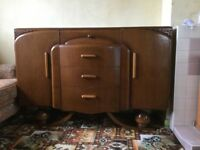 Free furniture Retro 1950's - 1970's