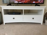Tamsin TV/Coffee Table - White