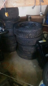 Winter tires good condition 205/60 R16