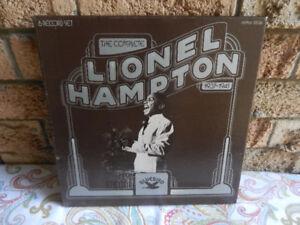 Vinyl Records Jazz The Complete Lionel Hampton 1937-41 6 LP's