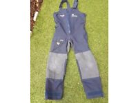Musto trousers ocean racing