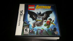 Nintendo DS Lego Batman