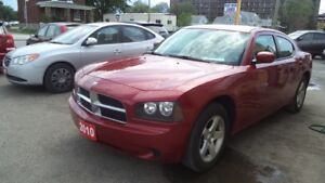 2010 DODGE CHARGER LOW KM