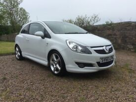 2010 Vauxhall Corsa 1.4 SRi with VXR style pack