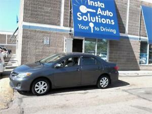 2013 Toyota Corolla CE  APPLY TODAY!!!! APPROVED TODAY!!!!!!