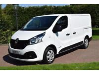 Renault Traffic 1.6dCi 115 Business+ swb sl27