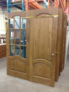 Solid Wood Doors at the Waterloo Restore
