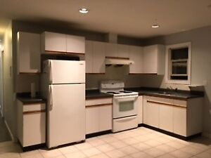 2 bedroom garden suite near Oakridge Centre & Langara College