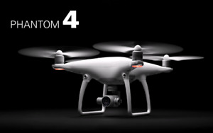 BNIB SEALED DJI PHANTOM 4 QUADCOPTER DRONE