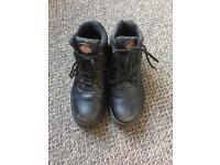 Men's Dickie's Steel Toe Cap Boots UK 8