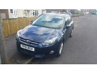Ford Focus 1.6 Ti-VCT Titanium Powershift 5dr Automatic