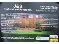 J&s paving and skating services