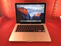 """Apple MacBook Pro A1278 13.3"""" 2008, 500GB 4GB Ram, Core 2 duo +WARRANTY, NO OFFERS L59"""