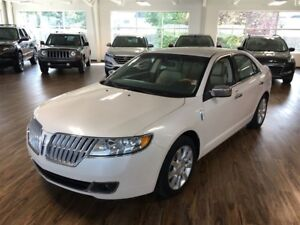 2012 Lincoln MKZ AWD [leather/Nav]