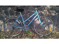 Vintage Ladies 6 Speed Bike Size L