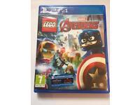 PS4 Lego Avengers. V.G.C. £20
