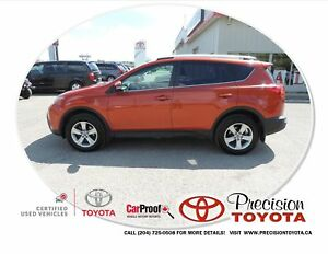 2015 Toyota RAV4 XLE Local, One Owner, Bluetooth, Backup Came...