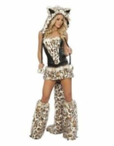 New Rave Costume (Leopard, Sexy wolf, Penguin)