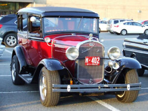 hot rod   Ford A 1931
