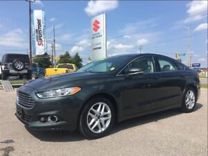 2016 Ford Fusion SE ~Low Km ~RearView Camera ~Power/Heated Leath