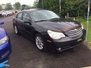 2007 Chrysler Sebring FINANCEMENT MAISON DISPONIBLE