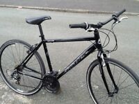 Claud butler explorer hybrid bike