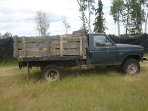 1982 Ford F-350 Other