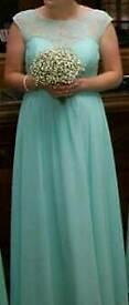 Bridesmaid dress (offers) size 10-12
