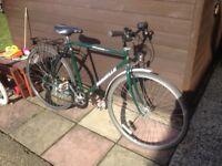 Bicycle men's Emmelle outlander £35