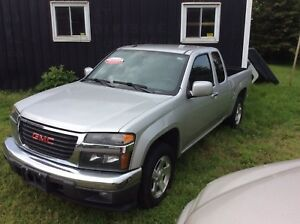 2011 GMC Canyon. Ext Cab with jumpseats