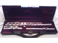 Buffet Crampon Paris 22B Flute Cooper Scale E