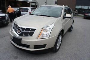 2010 Cadillac SRX LUXURY | AWD | PANO SUNROOF | LEATHER N MEMORY
