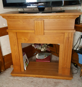 Fireplace Mantle - $50