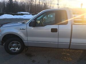 *SAFETIED* 2007 FORD F-150 XLT LONG BOX