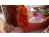 Stunning hair wig 80cm
