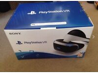 PlayStation VR with game (opened)