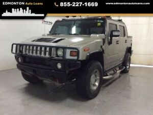 2005 Hummer H2 4WD 4DR SUT TRUCK 4X4  SPORT AUTO FINANCE AVAIL