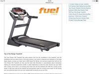 Fuel F80 Treadmill