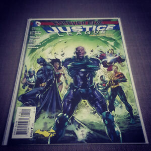 JUSTICE LEAGUE issue no.30