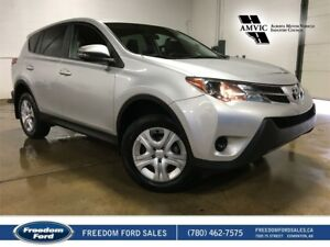 2014 Toyota RAV4 Air Conditioning, Cruise Control, Auxiliary Aud