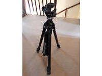 Manfrotto 441 Carbon One Tripod for sale £75