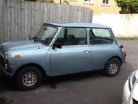 1983 Mini Mayfair 998cc auto