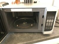 Silver DeLonghi Microwave