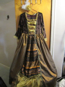 Baroness Dress Adult Size 8-14