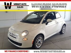 2014 Fiat 500 SUNROOF|36,594 KMS