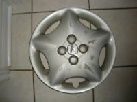 2 15 inch Acura hubcaps for free