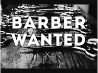 Barber wanted (Belfast city centre)
