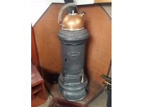 woodburning stove, good used condition,