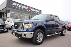 2010 Ford F-150 XLT |ONLY 69,000 KM|CREW CAB|BACKUP CAM|TONNEAU