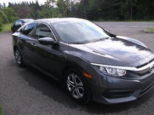 2016 Honda Civic LX AUTOMATIQUE 10400 KMS